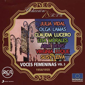Voces femeninas Vol. 3 | 1954/1959