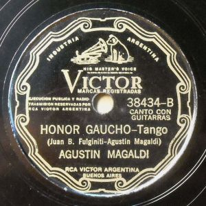 Mi pabellon || Honor gaucho