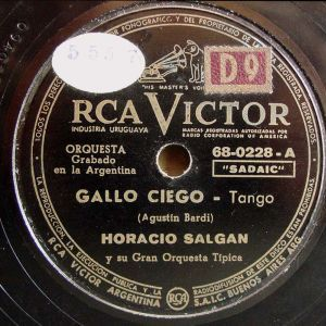 Gallo ciego || Don Agustin Bardi